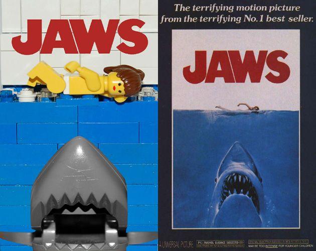 Lego Jaws Toys