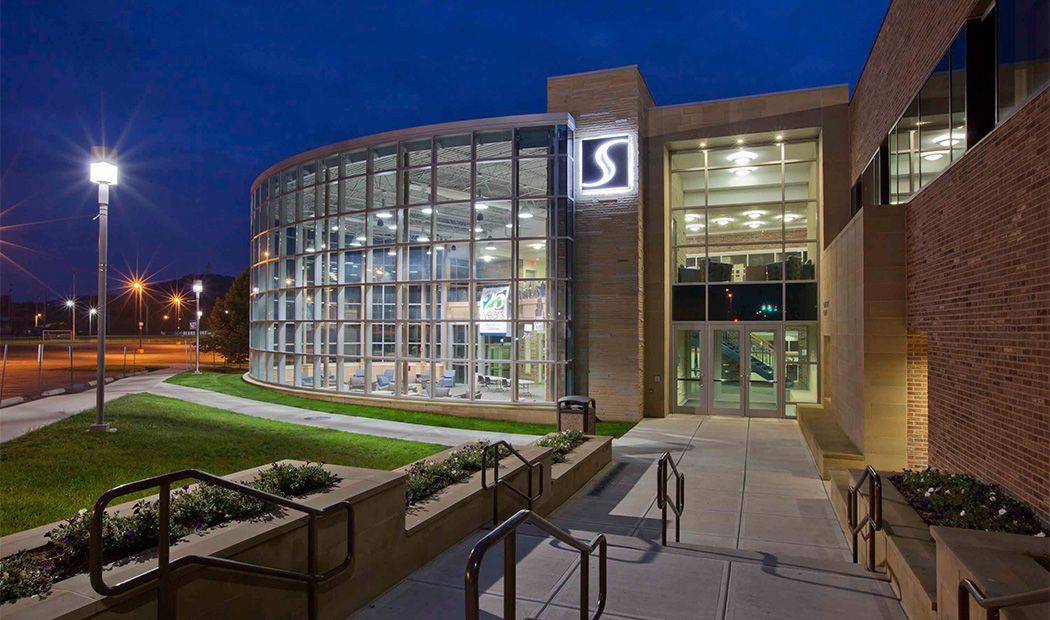 Shawnee State University Student Center (With images