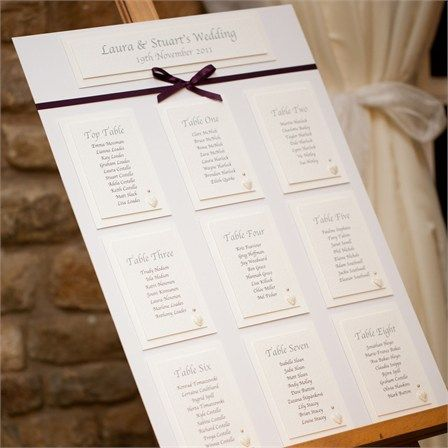 online wedding seating chart