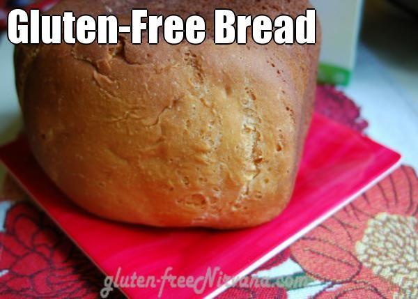 Gluten-Free Bread made with Gluten Free Pantry Bead Mix - Gluten-Free Nirvana #glutenfree #glutenfreebread @gfnirvana