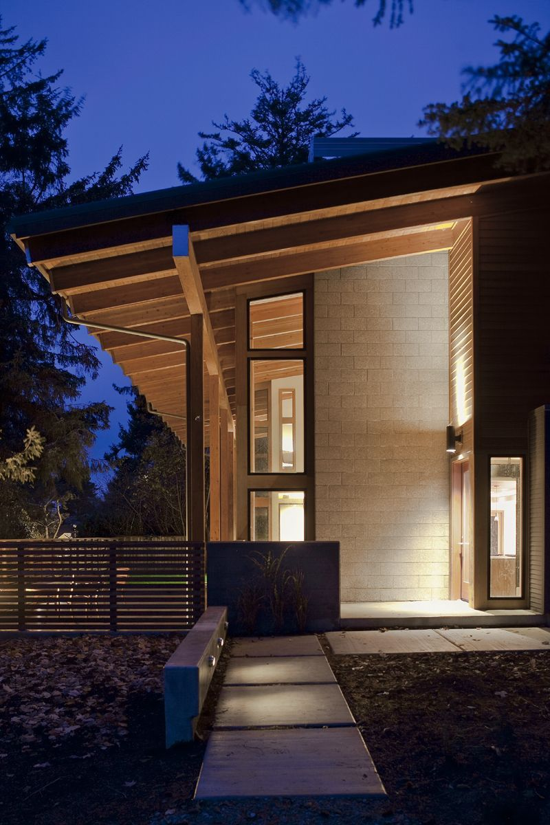 Picture Of Minimalist Wooden House Exterior Design Awesome Home
