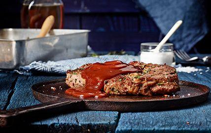 Um Fleisch aufzupeppen, gibt es einen einfachen Trick: Die Marinade. Mit süßem Ahornsirup, aromatischem Rosmarin und bunten Pfefferkörnern gemischt verwandelt sich die THOMY Barbecue-Sauce ganz einfach in eine leckere, würzige Marinade für Rind, Lamm und Ente.
