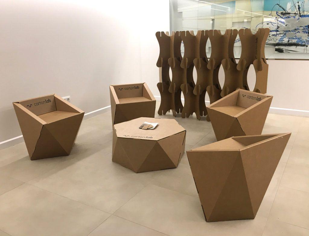 Mobiliario para zona de descanso. Arquitectura y empresa. | Muebles ...