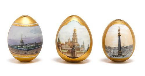 Precious Russian Easter Eggs - easter eggs Photo (22155571) - Fanpop