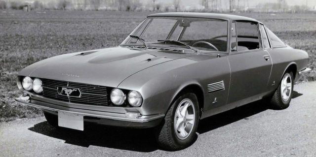 Drive Flashback: 1966 Ford Mustang by Bertone  - RoadandTrack.com