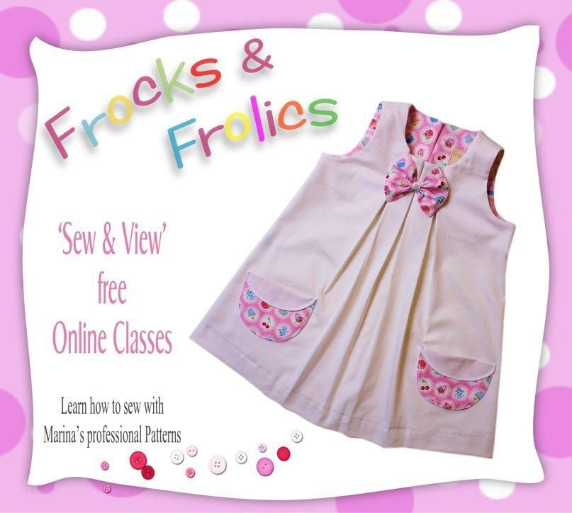 Lily Dress  (US ... by FrocksandFrolics | Sewing Pattern - Looking for your next project? You're going to love Lily Dress  (US Letter Size Paper) by designer FrocksandFrolics. - via @Craftsy