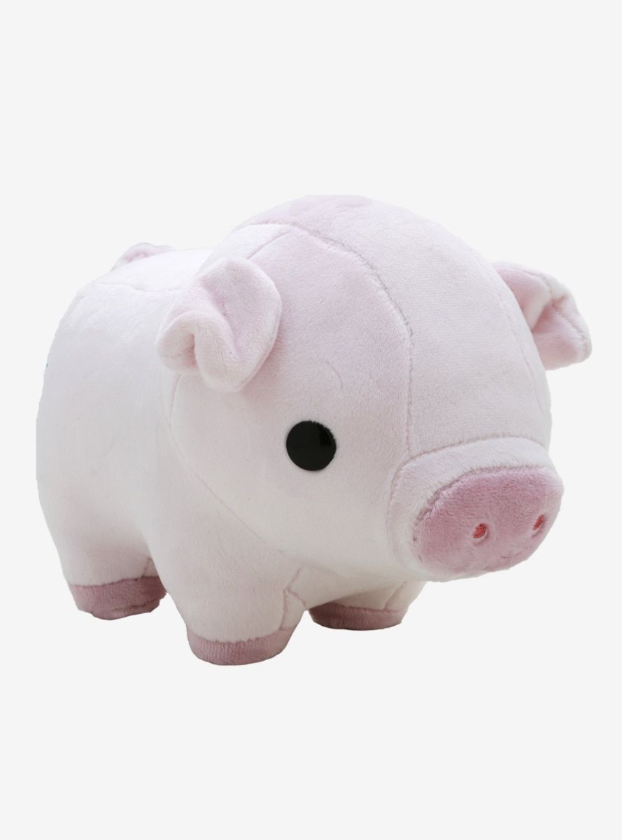 Oink oink! The super soft and cuddly Piggi the Pig from Bellzi is ready for all the hugs. Add this plush to your collection.