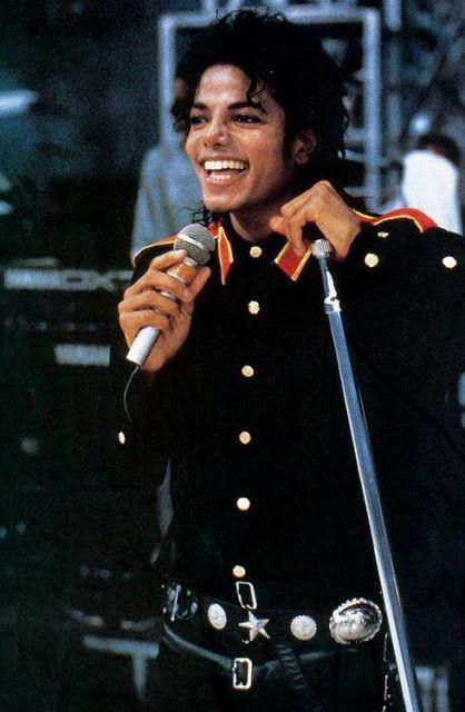 vintage everyday: Michael Jackson - BAD WORLD TOUR, 1987-1988