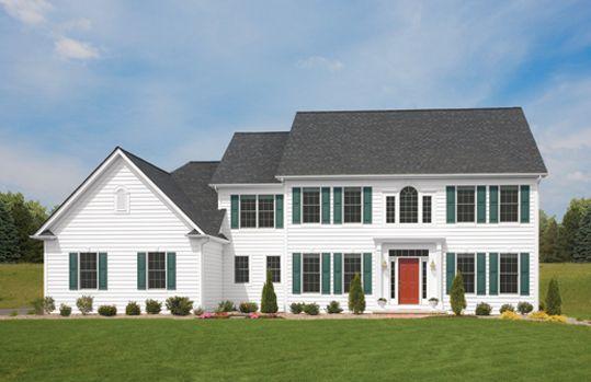 Best Aspen White Craneboard® 7 House Exterior House Designs 400 x 300