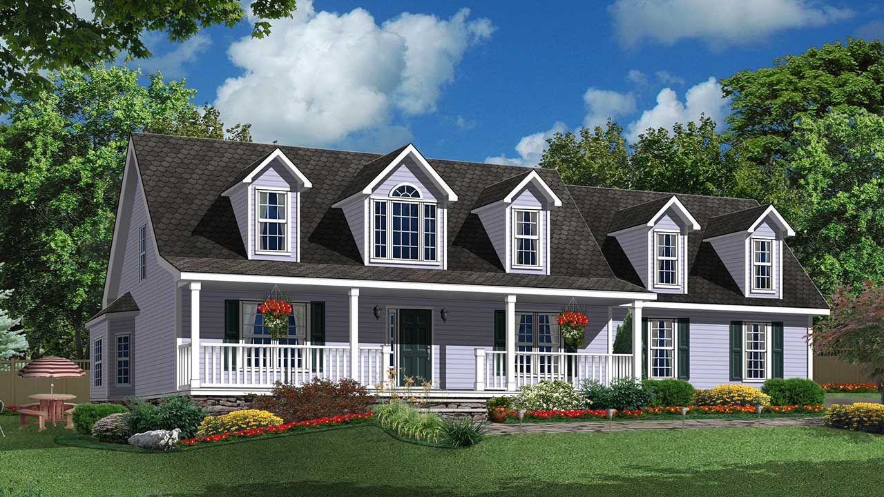 Oak Nationwide Homes In 2020 Modular Home Floor Plans House Styles Home
