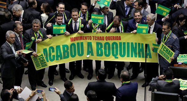 @DrodriguezVen : RT @teleSURtv: Conozca los delitos de los diputados que aprobaron el #impeachment contra Dilma Rousseff https://t.co/OvKe4qxn81 https://t.co/xxXtTB2PGh