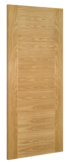 The Seville interior oak door is beautifully handcrafted from American white oak with a solid FSC & The Seville interior oak door is beautifully handcrafted from ...