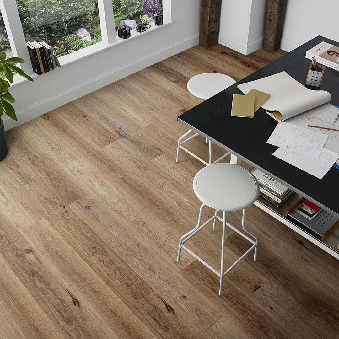 Rigid Core Cliq Luxury Vinyl Plank Vinyl Plank Hardwood