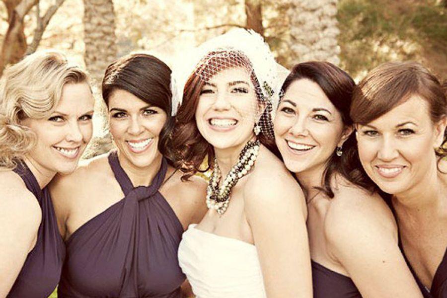 #friends #bridesmaids #cute Wedding Photos