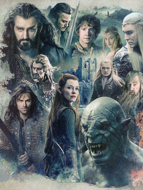 Resultado de imagen para el hobbit tumblr