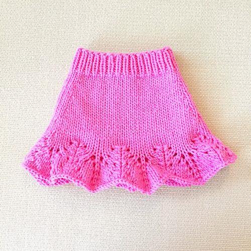 Ravelry: Deily's Lacy Flouncy Skirt for American Girl Doll #americandolls