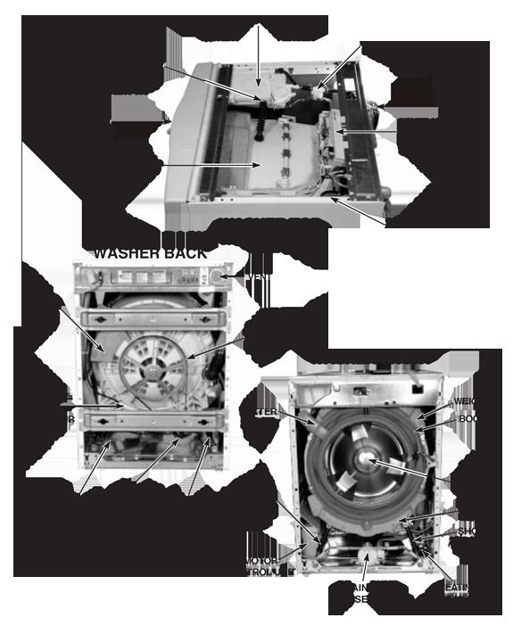 samsung washing machine circuit diagram datasheet