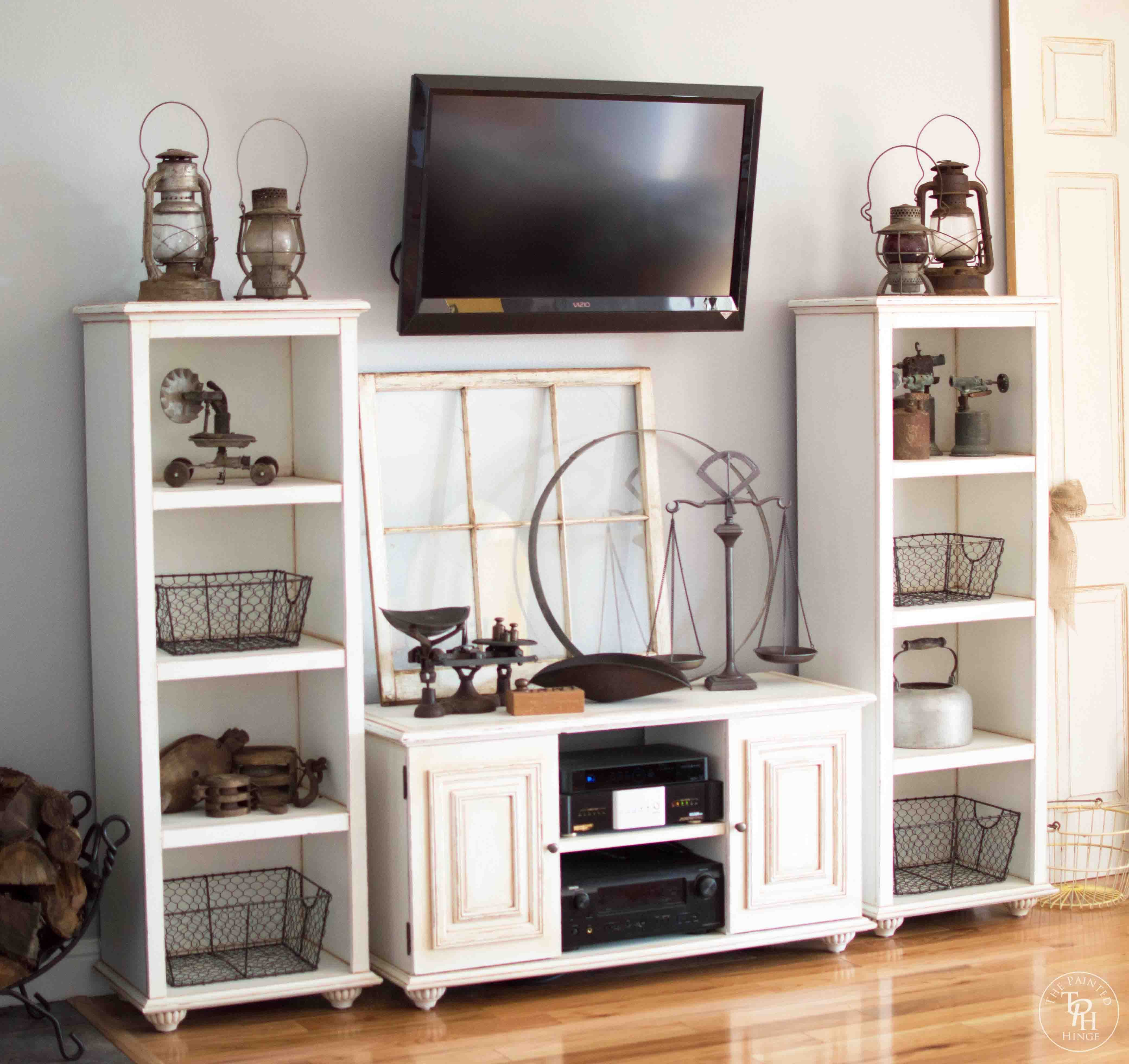 and collection with entertainment veil mcclintock jessica home furniture white pin console boutique hutch center cupboard piers