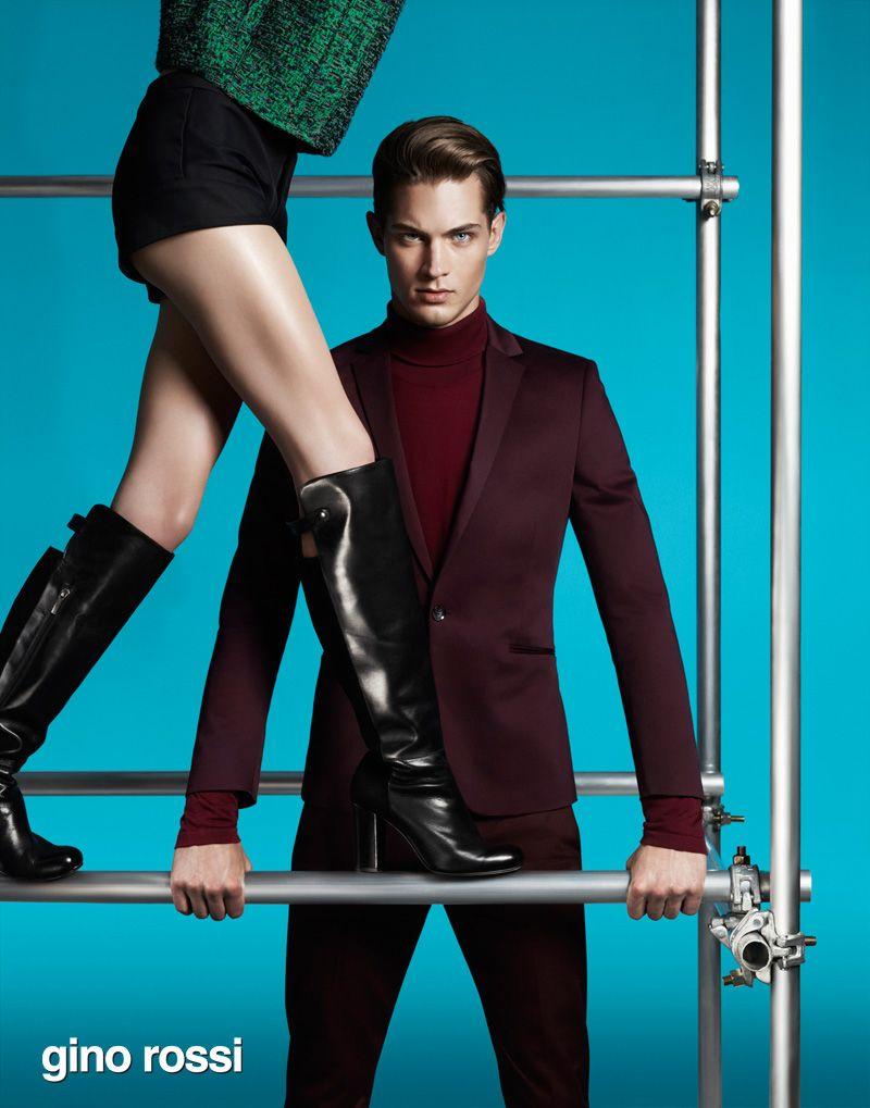 Gino Rossi A W 12 Campaign Photo 1863987 Fashion Picture Rene Campaign Photography Male Photography