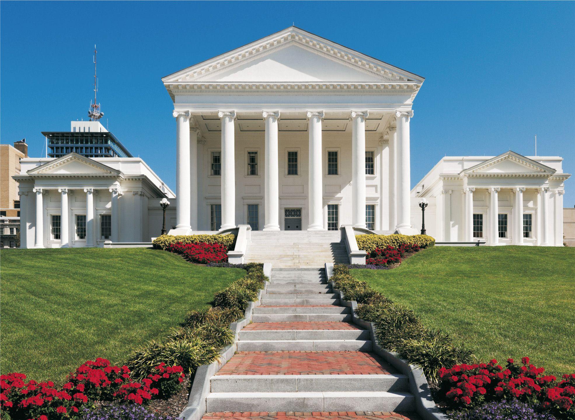 0 5 Thomas Jefferson Virginia State Capitol Building