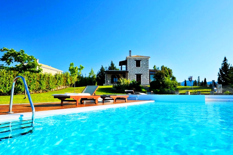 #Greece #Vacation Greece Xenia Anemones Villas-VIP Villa - holiday rental from owners abroad