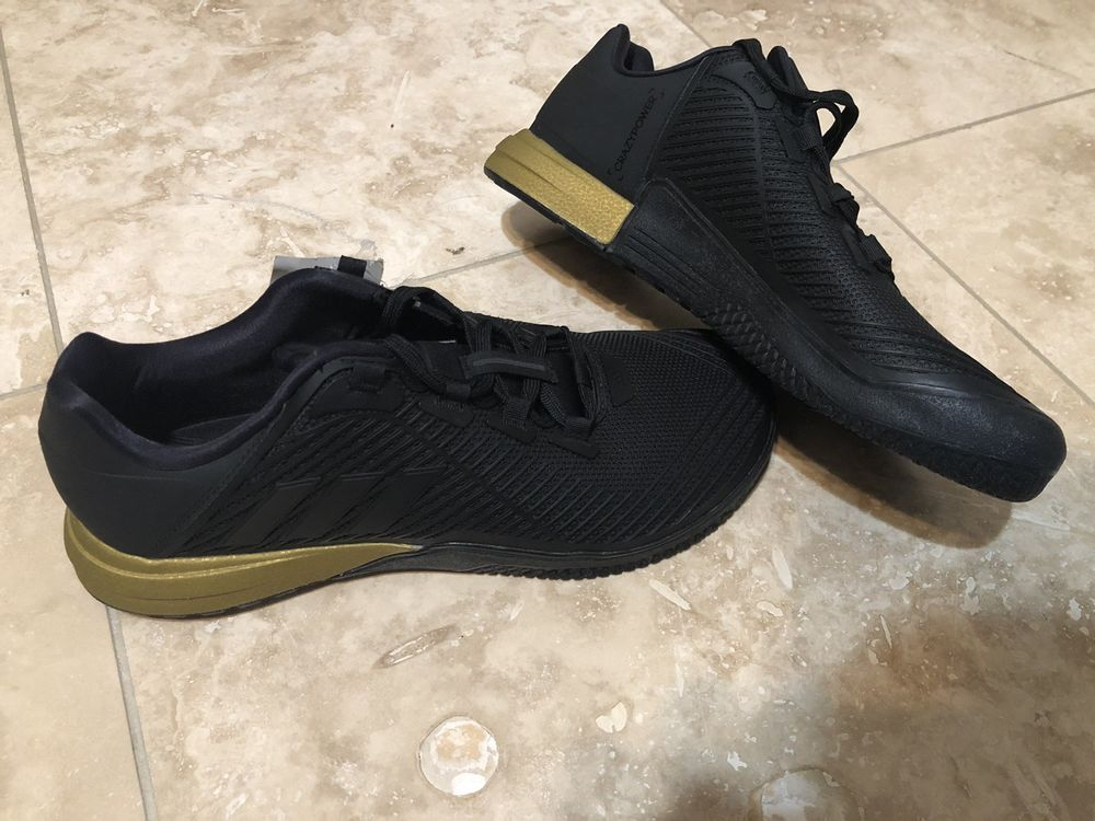 best service 7b8b0 4eb30 Adidas CrazyPower Weight lifting shoes Black Gold Men Training Size 10.5  BB3207 fashion clothing shoes accessories mensshoes athleticshoes  (ebay link)