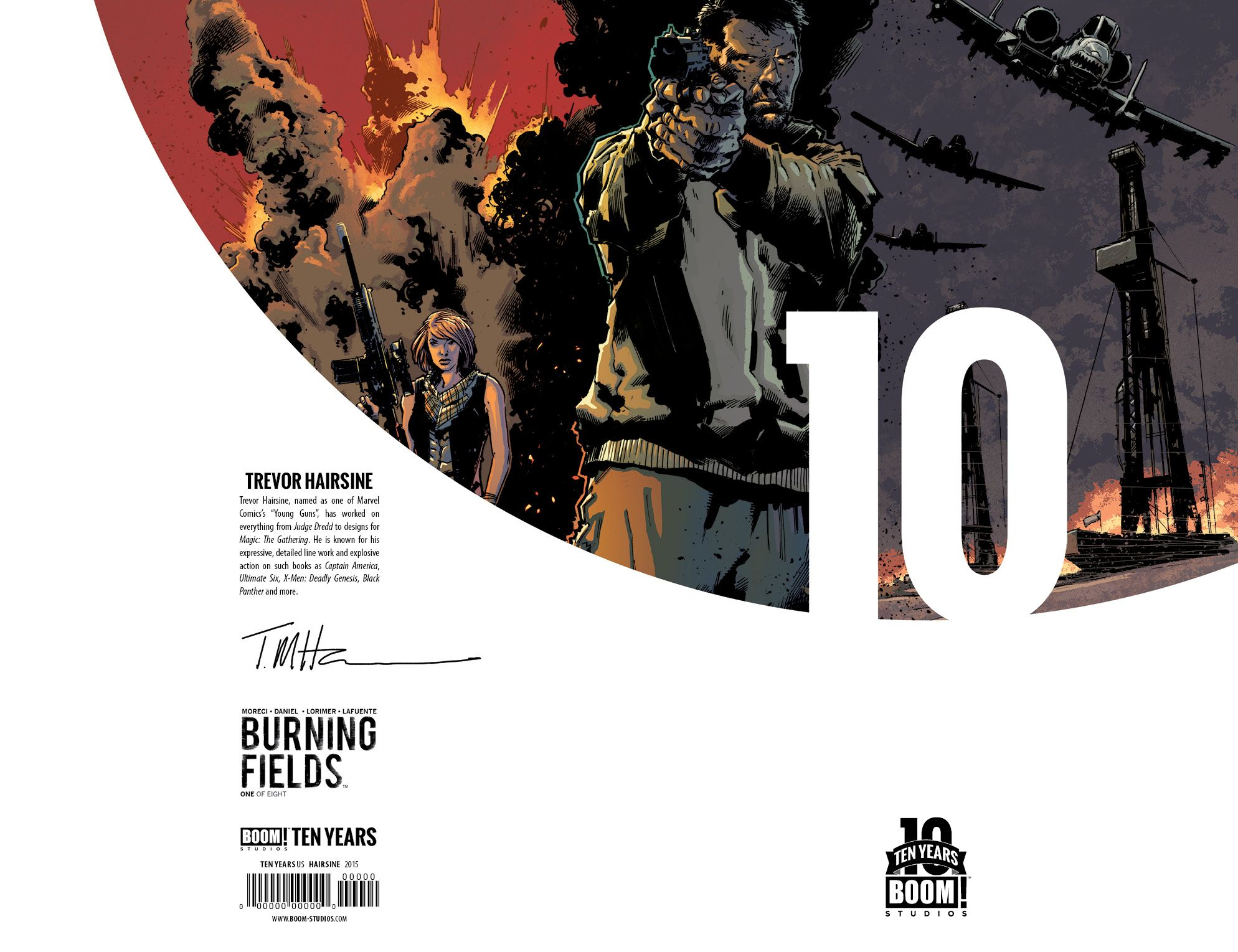 BOOM! Studios Unveils Its First '10 Years' Covers to Kick Off a Yearlong Celebration
