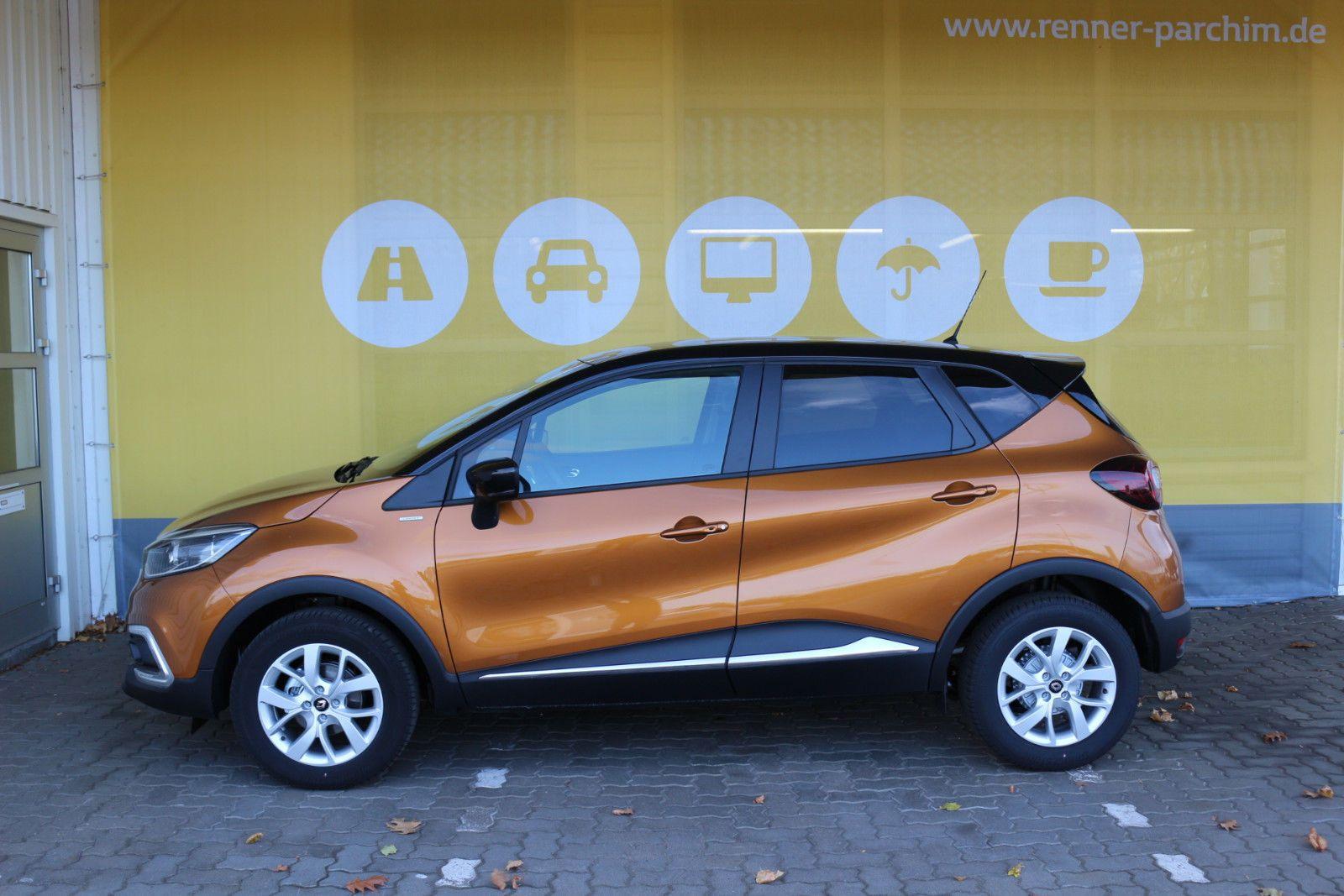 Renault Captur Limited Tce 90 Fahrzeuge Schaltgetriebe Und Getriebe