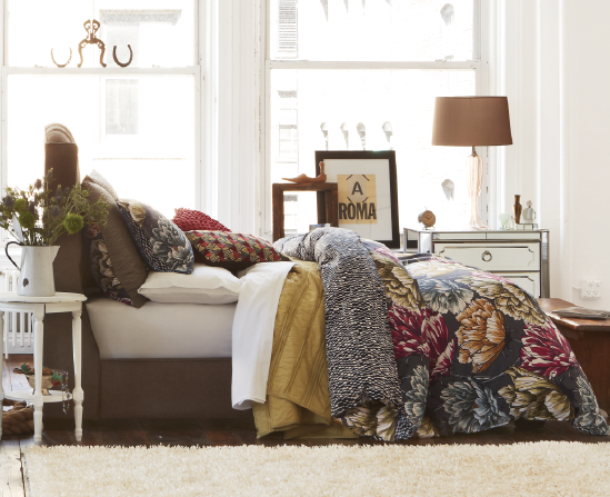 Design trend of the moment: mixing patterns