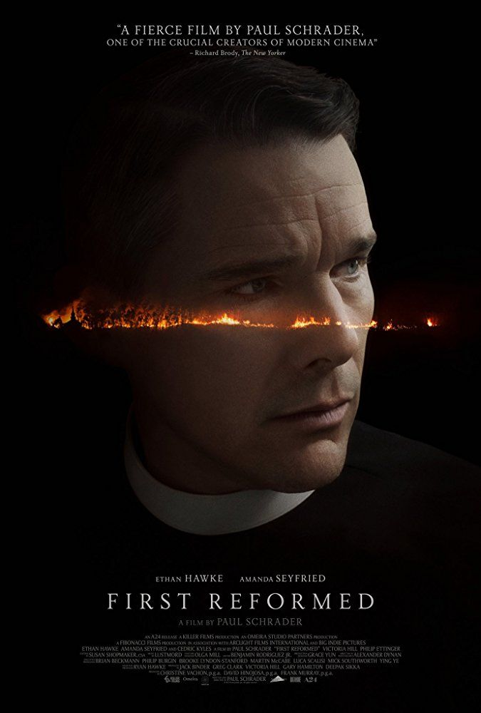 Online Watch Full Ethan Hawke in First Reformed (2017