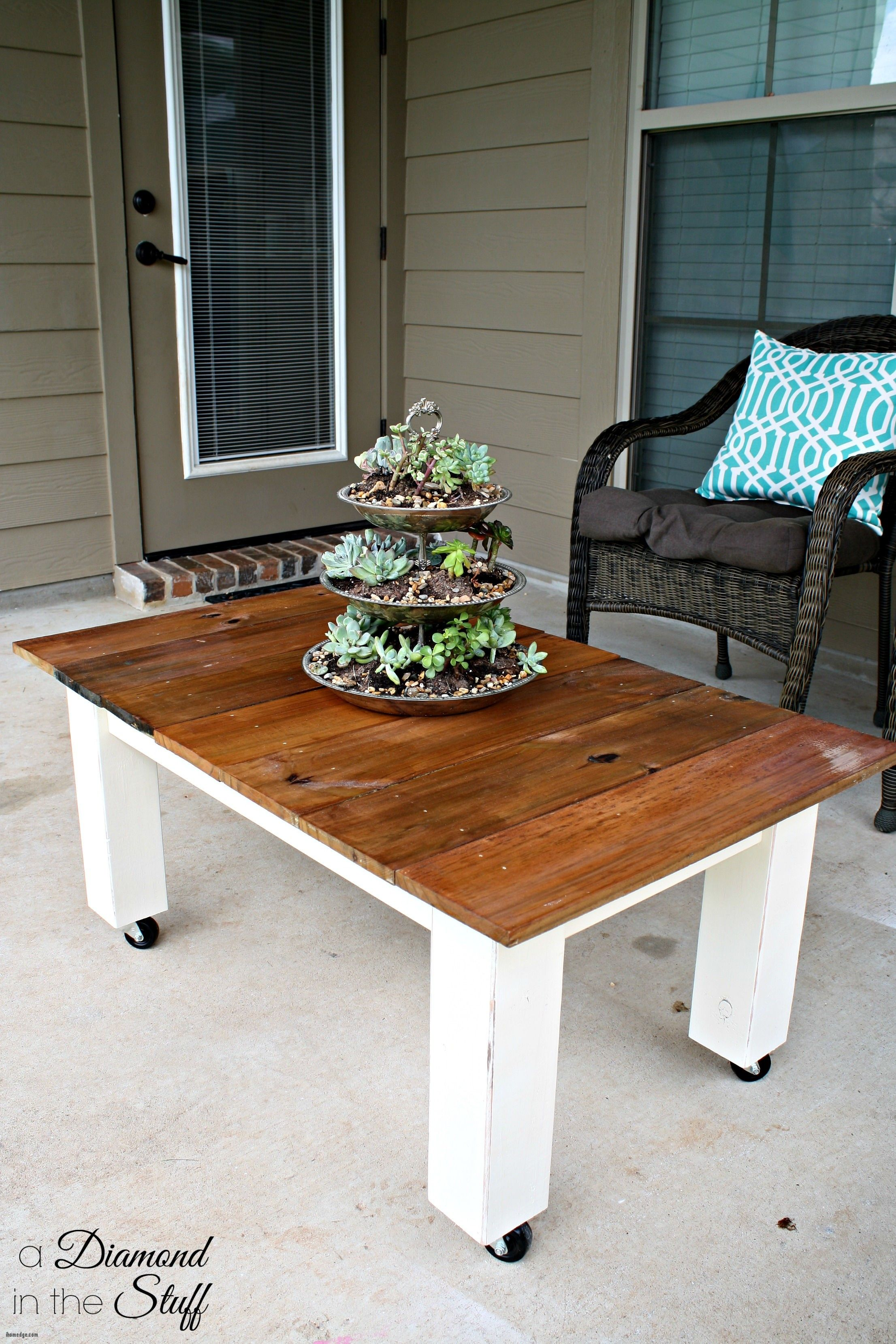 Furniture Modern | Patio side table, Outdoor coffee tables ...