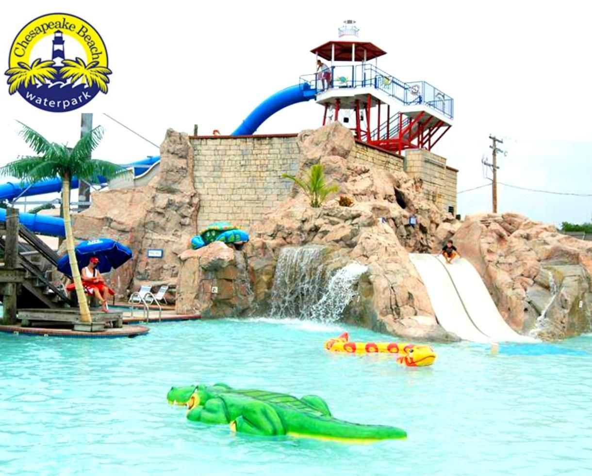 14 For Chesapeake Beach Water Park Weekday Admission Md 34 Off