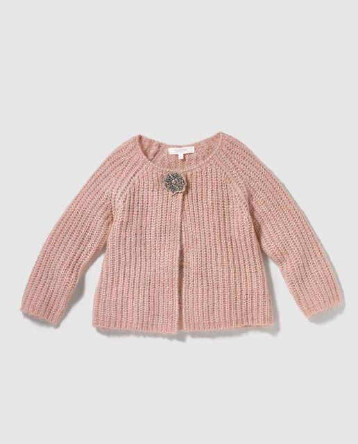 2e1da13ee Chaqueta de niña Bass 10 en rosa