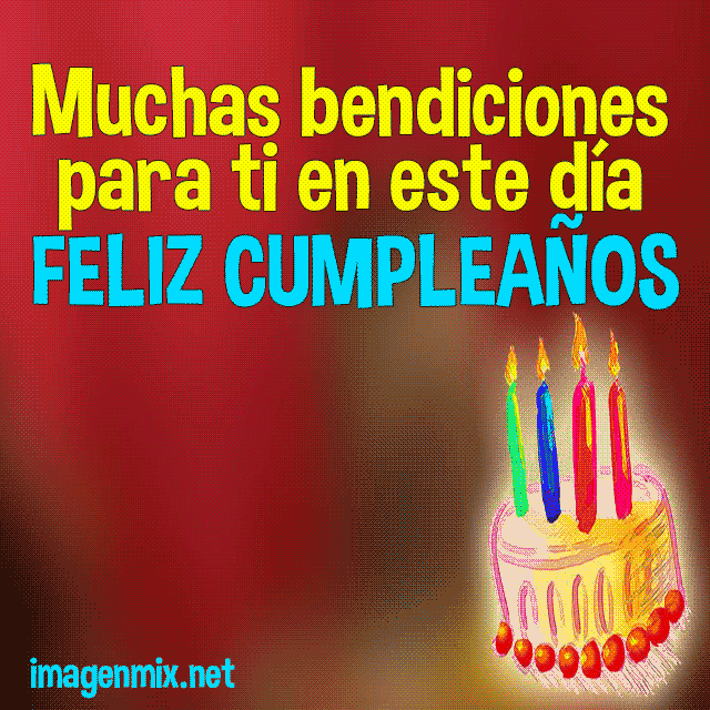 20 Tarjetas de Feliz Cumpleaños para Whatsapp. Lindas y coloridas imágenes  con frases de feliz cumple para compartir con amigos en su día.