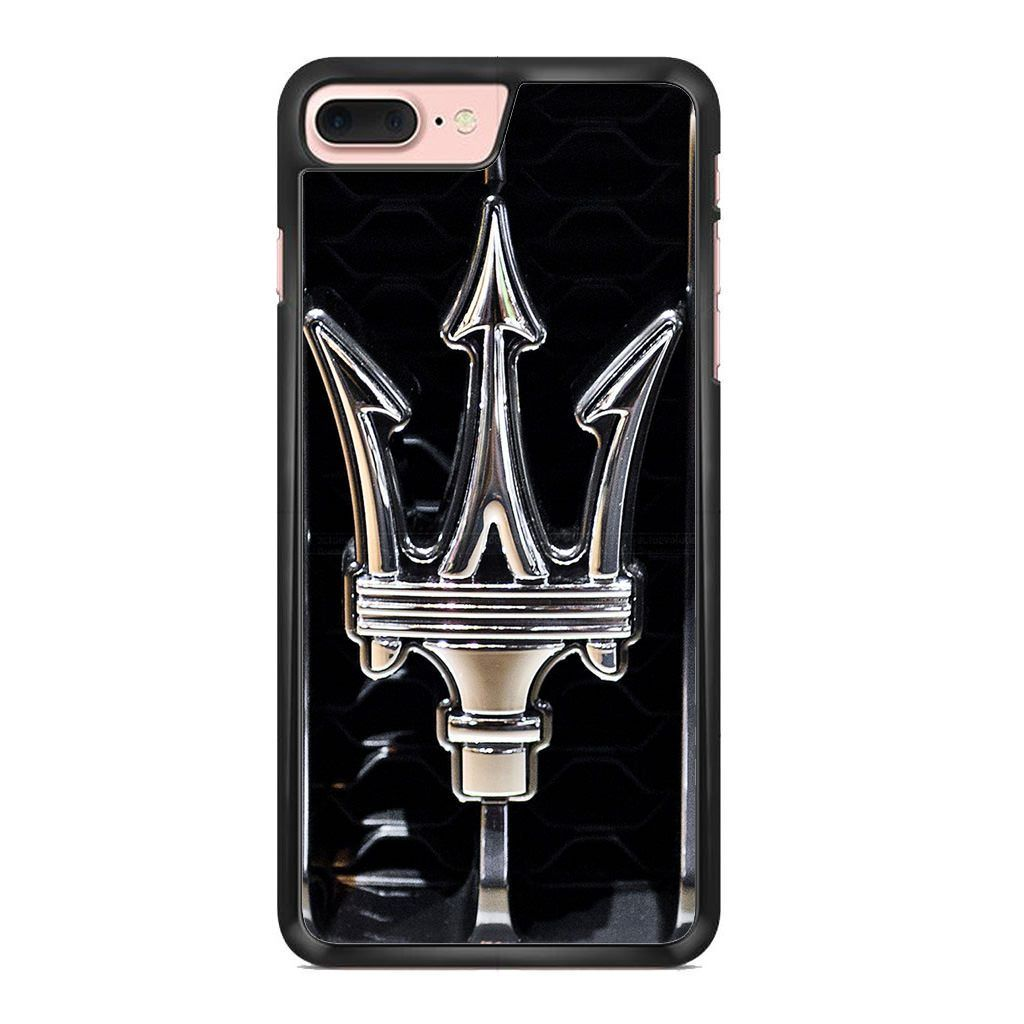 cheap for discount 1edc1 7e357 Maserati Logo For Iphone 7 Plus Case | disney iPhone 7 case | Iphone ...