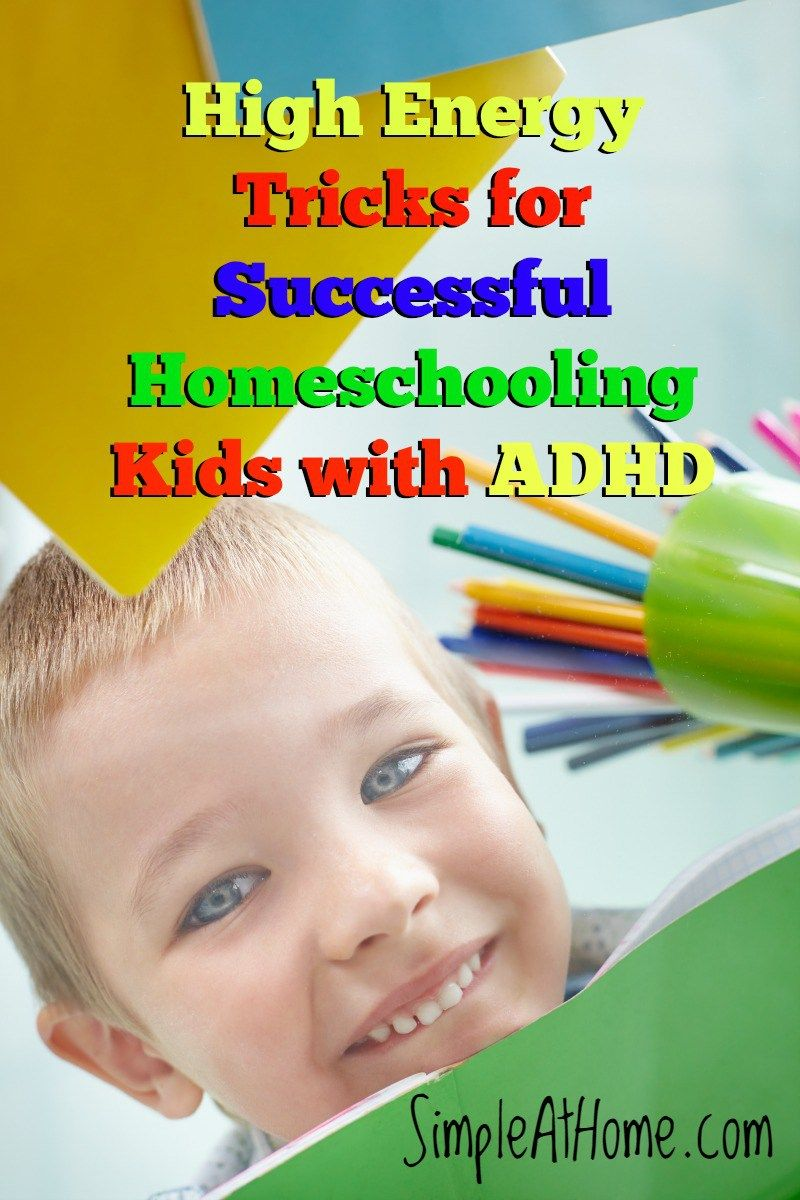 Watch Could Homeschooling Help Your ADHD Child video