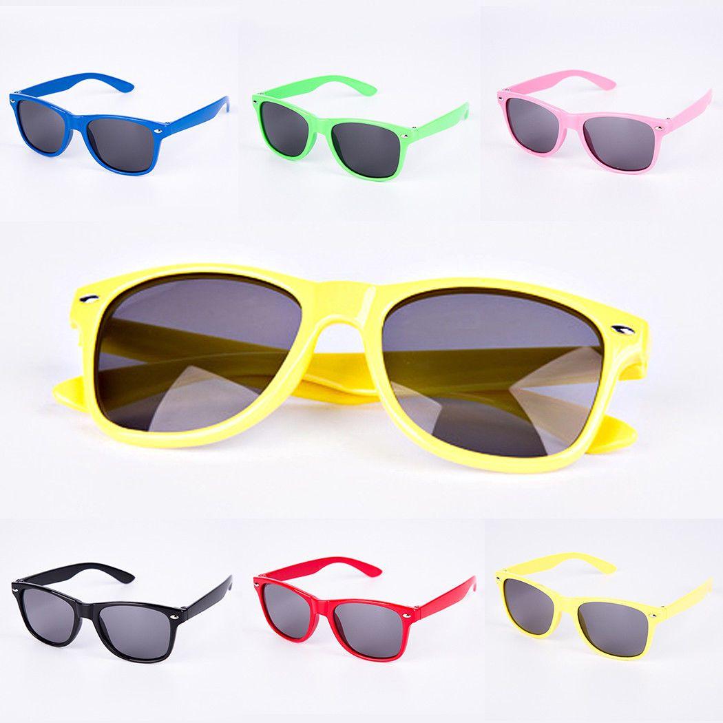 Baby Sunglasses Popular Toddler Children UV400 Frame Goggles Outdoor Kids Cute