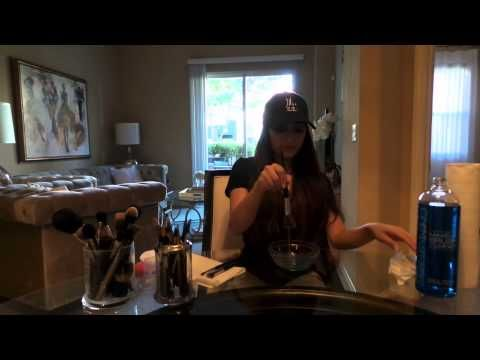 How To Clean Your Makeup Brushes - Lana Alicia