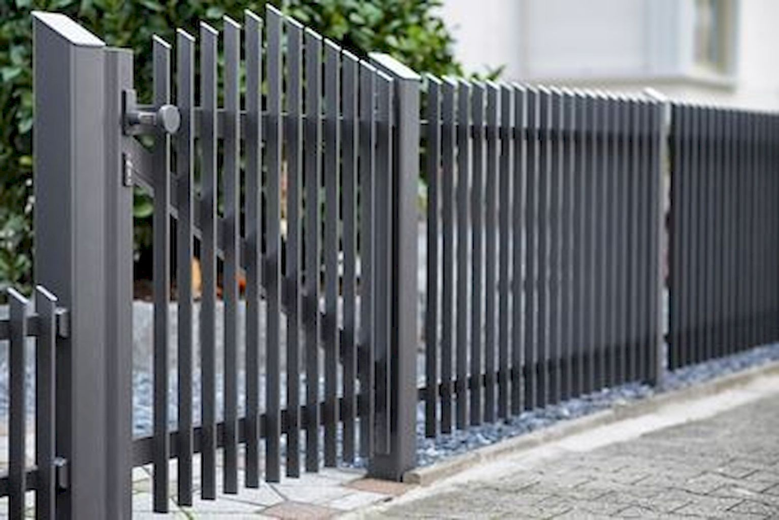 Attractive All About Home Fence Fence Design Fence Wall Design House Main Gates Design