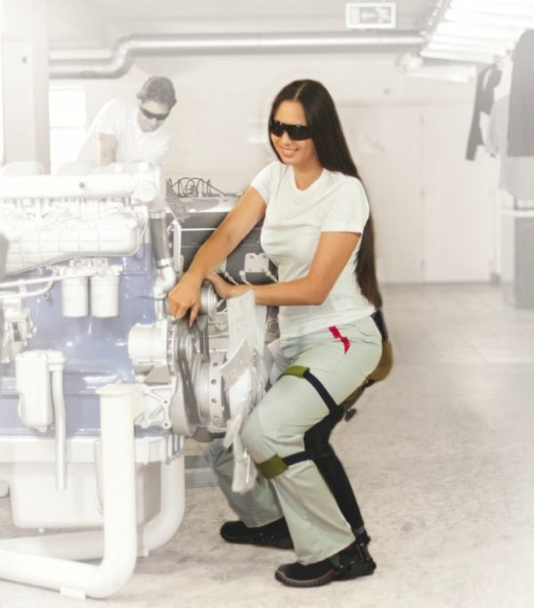 Bionic Trousers Enable You Dress In A Chair At Work??? | Other Ideas & Bionic Trousers Enable You Dress In A Chair At Work??? | Other ...