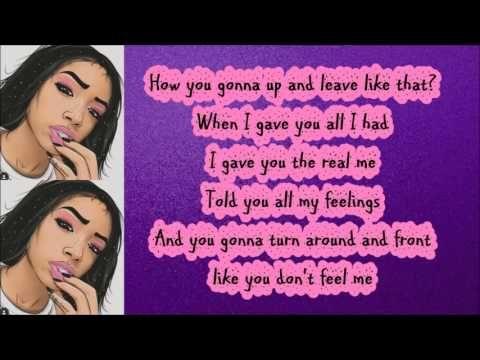 "Sydney Renae - ""How You Gonna"" (Lyrics) Tyrese Remix | favorites ..."