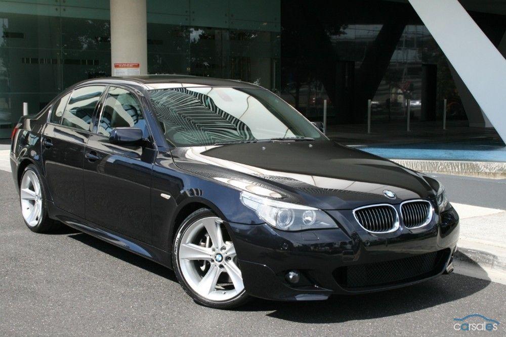 2005 BMW 545i E60 M SPORT STEPTRONIC. By Far, the best