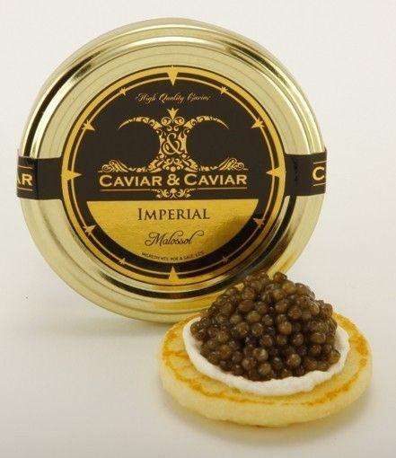 Imperial Caviar  1oz by Janny Dangerous