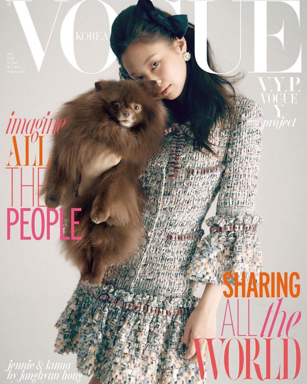 Top 12 Best Magazine Covers Featuring K Pop Idols Vogue Korea Vogue Covers Vogue