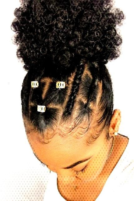 43 Protective Hairstyles For Natural Hair Protective Hairstyles For Natural Hair
