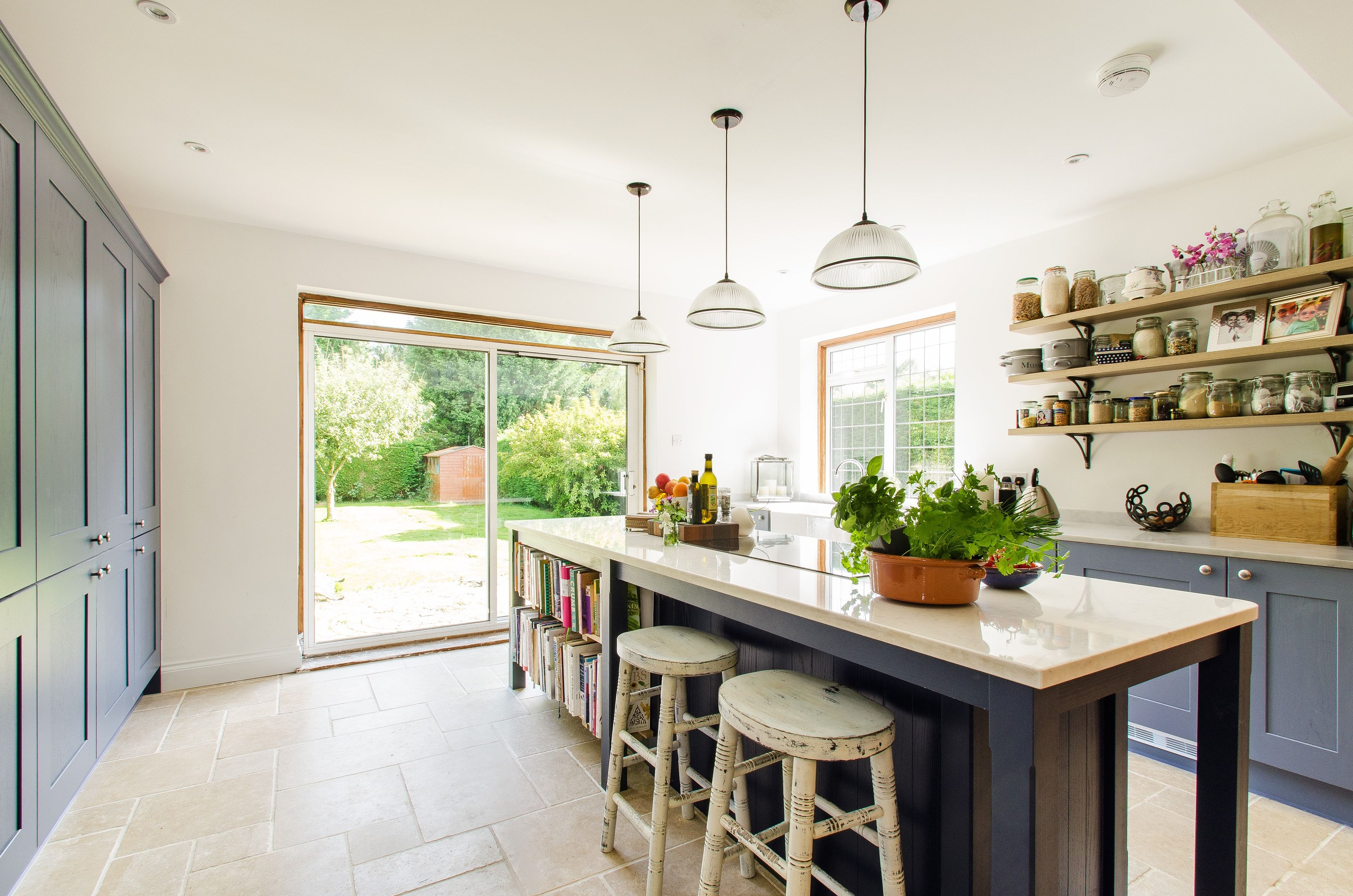 This extension was recently completed in Sevenoaks - Herringbone ...