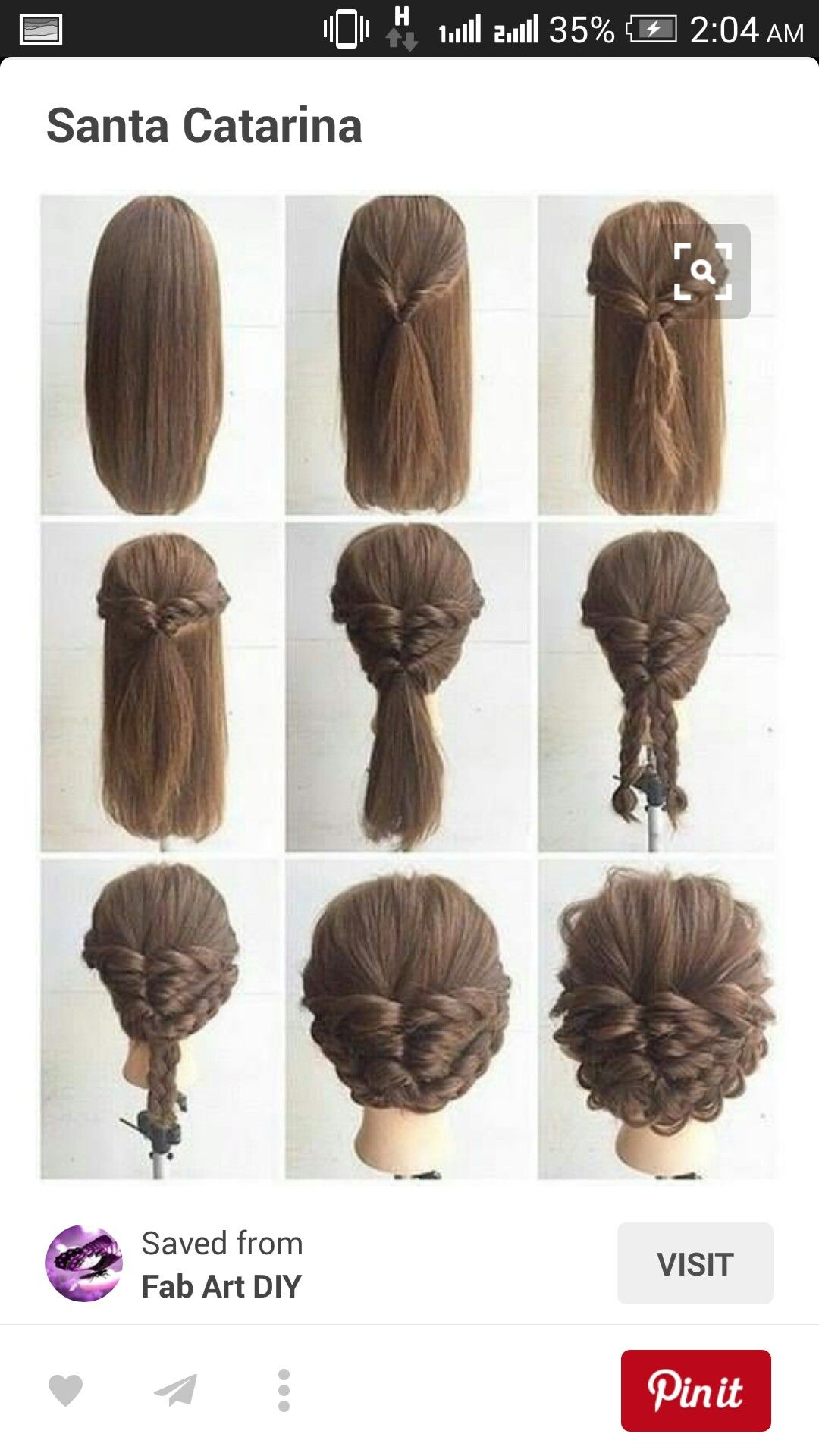 Pin by Christina Ghazaryan on hairstyles | Pinterest | Hair style ...