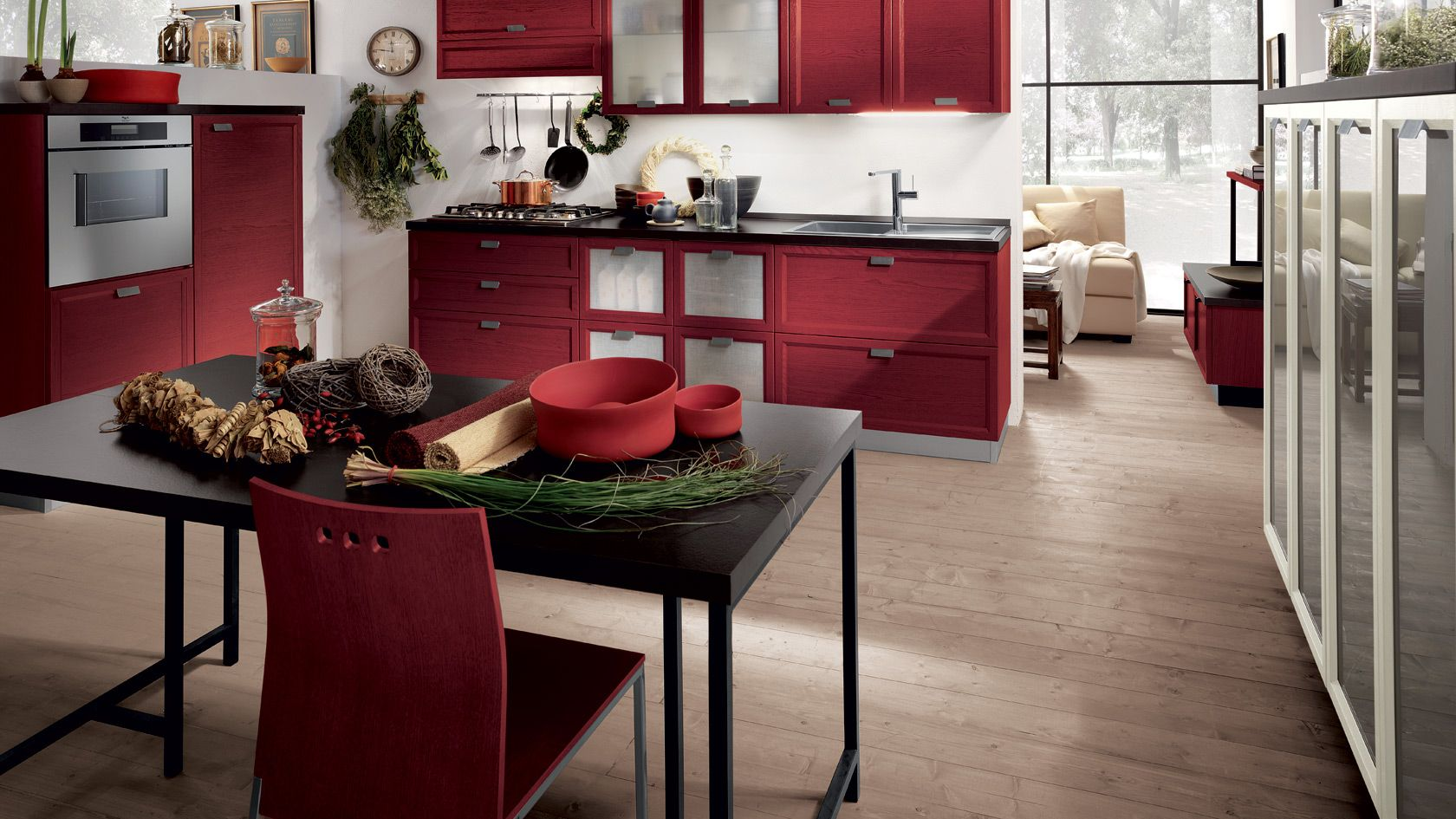 Living Living Atelier Scavolini | Kitchen | Pinterest | Abiti