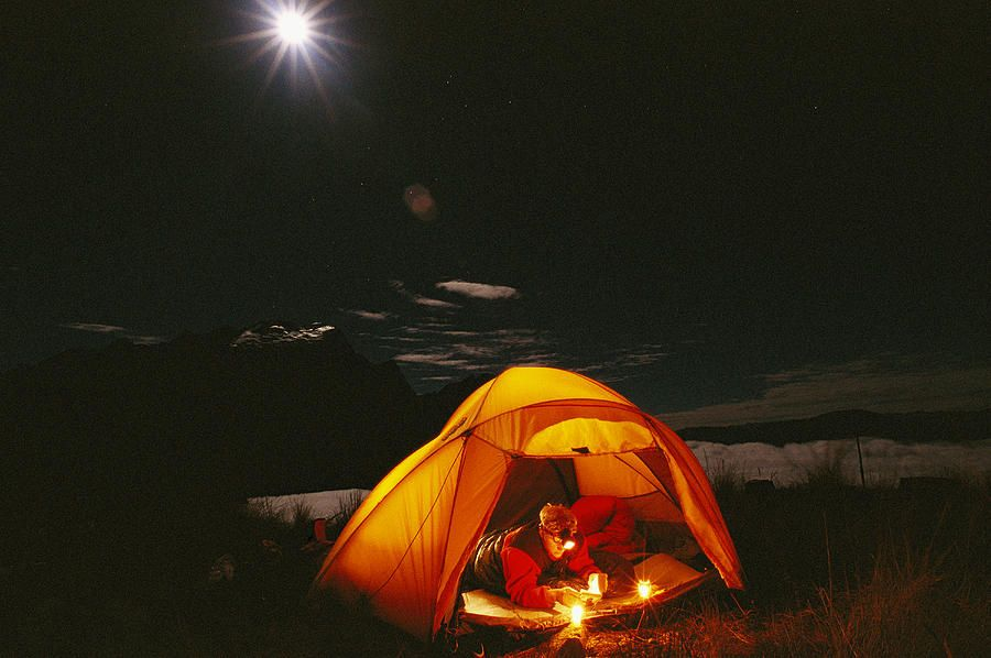 Tent at Night & Tent at Night | Mountain Camp | Pinterest | Tents and South america