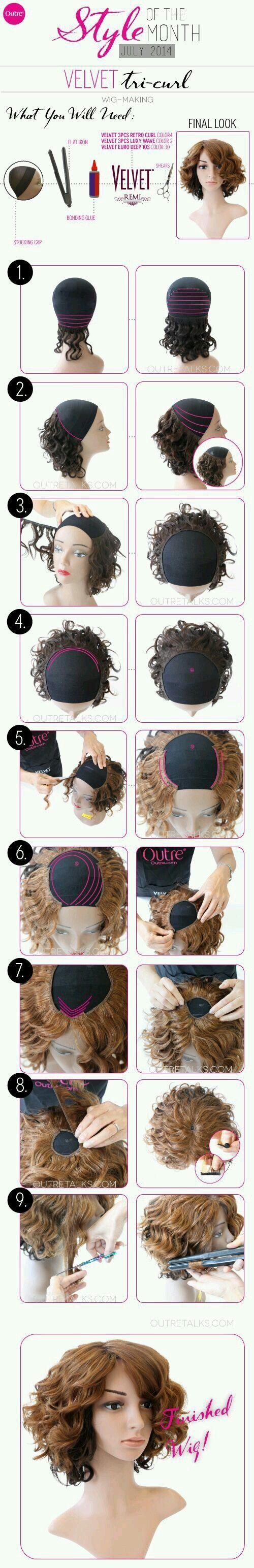 Méthode de tissage | méthode de tissage | Pinterest | Puppe nähen ...